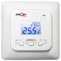 Цифровой терморегулятор Profitherm Ex-02 для управления двумя зонами теплого пола