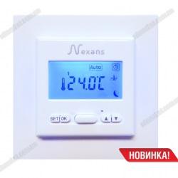 Программируемый терморегулятор Nexans N-Comfort TD
