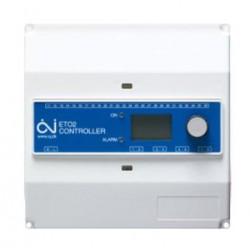 Терморегулятор ETO2-4550 -  для систем антиобледенения и снеготаяния с 2-мя зонами обогрева