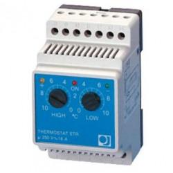Терморегулятор ETR/F-1447A -  для систем антиобледенения и снеготаяния