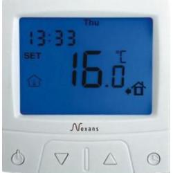 Программируемый терморегулятор Millitemp CDFR-003 - для теплого пола