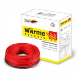 Тонкий кабельный теплый пол Warme flex 6.0м2, 900 Вт