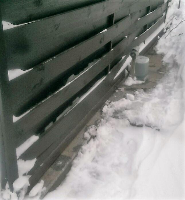 Обогрев раздвижных ворот